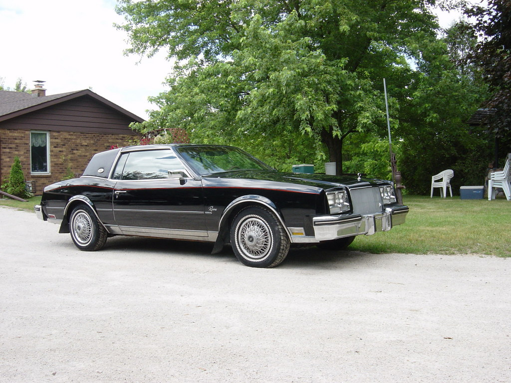 speedtriple2005 1984 buick riviera specs photos. Black Bedroom Furniture Sets. Home Design Ideas