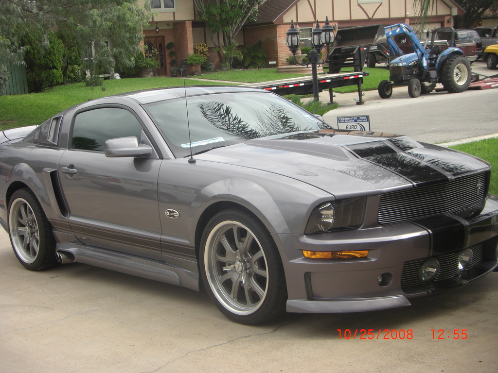 Cervini Mustang Bumper >> 2006 Ford Mustang Gt 0 60 | Autos Post