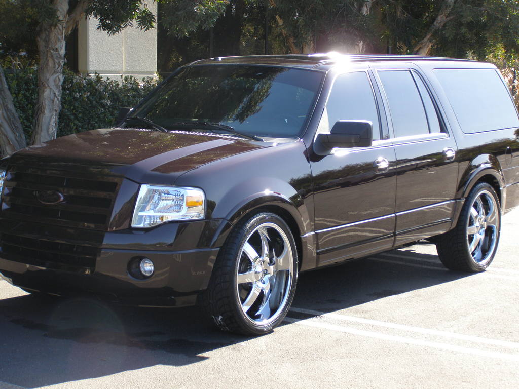 Ford Expedition Eddie Bauer >> L8DBACK 2007 Ford Expedition Specs, Photos, Modification Info at CarDomain
