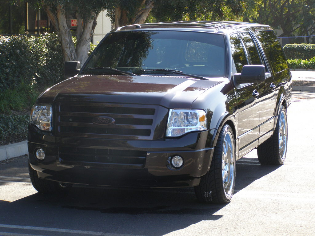 2007 Chevrolet Silverado 1500 Extended Cab >> L8DBACK 2007 Ford Expedition Specs, Photos, Modification Info at CarDomain