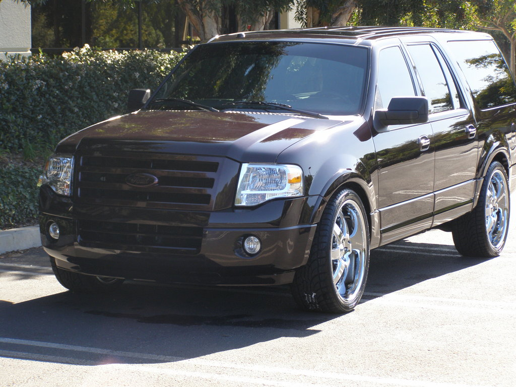 Blacked Out Ford Explorer >> L8DBACK 2007 Ford Expedition Specs, Photos, Modification Info at CarDomain