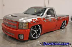 AmericanMade242s 2008 Chevrolet Silverado 1500 Regular Cab