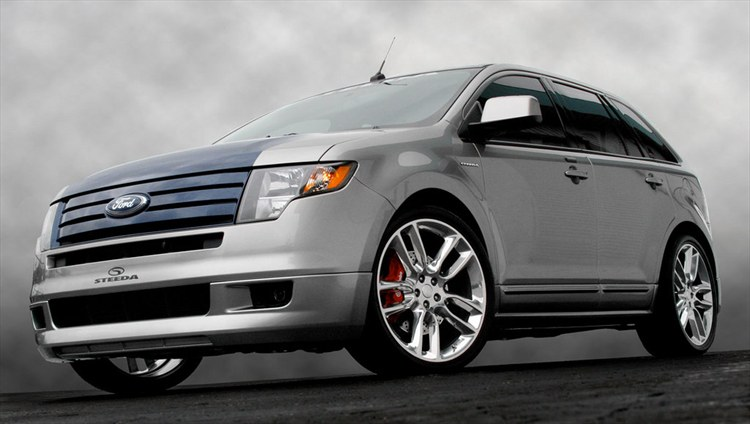 SteedaEdge's 2009 Ford Edge
