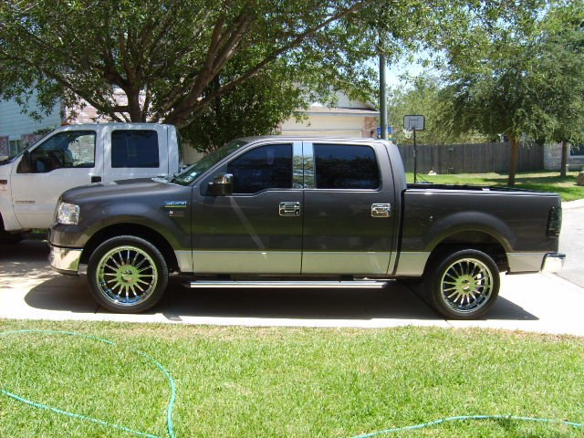Another GG1523 2006 Ford F150 SuperCrew Cab post... - 12239309