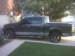 GG1523s 2006 Ford F150 SuperCrew Cab