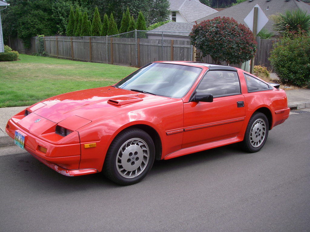 quirkmonarch 1986 nissan 300zx specs photos modification. Black Bedroom Furniture Sets. Home Design Ideas