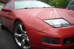 RedChefs 1990 Nissan 300ZX