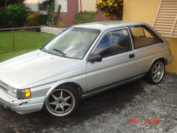 babyfrass 1988 Toyota Tercel
