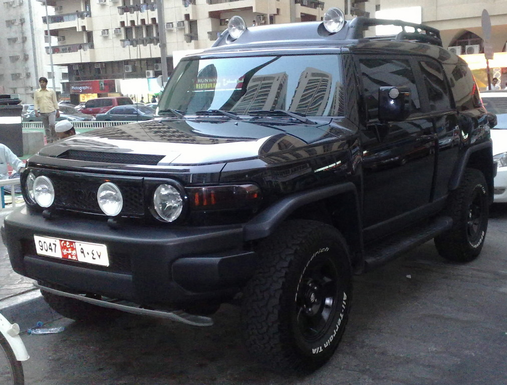 toqqa 2008 toyota fj cruiser specs photos modification. Black Bedroom Furniture Sets. Home Design Ideas