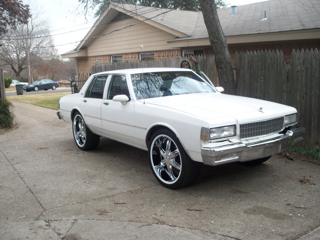 5star whips 1989 chevrolet caprice specs photos modification info at cardomain. Black Bedroom Furniture Sets. Home Design Ideas