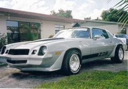 Resurrected_Z28s 1980 Chevrolet Camaro