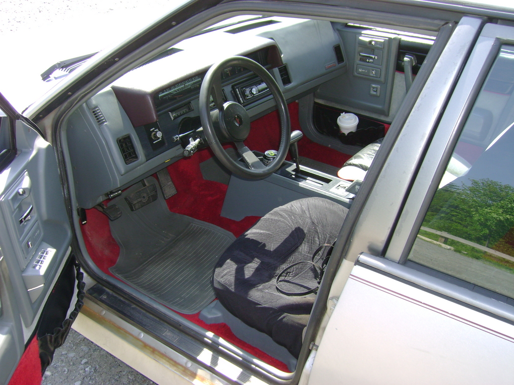 1987 Chevrolet Celebrity Eurosport All About Chevy Fuse Box Source Jg1130 Specs Photos Modification Info At