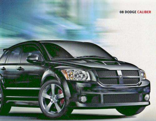 Rajunz 2008 Dodge Caliber