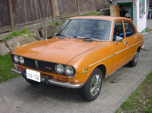 gadget guy 1972 mazda rx 2 specs photos modification info at cardomain. Black Bedroom Furniture Sets. Home Design Ideas
