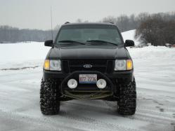 blackspacerider 2001 Ford Explorer Sport