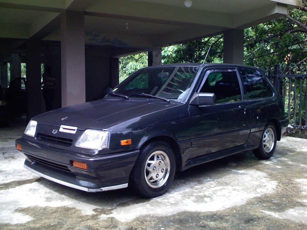 elmalango's 1987 Suzuki Swift