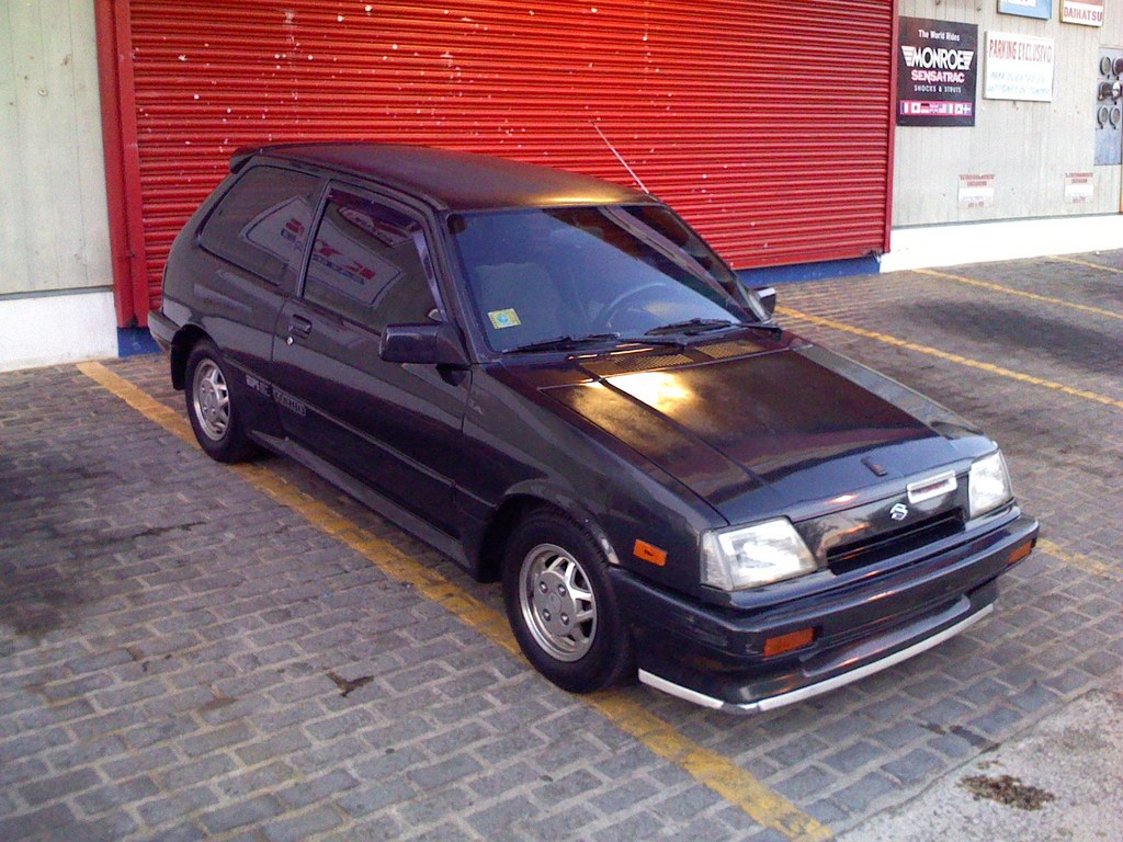 elmalango 1987 Suzuki Swift 12245637