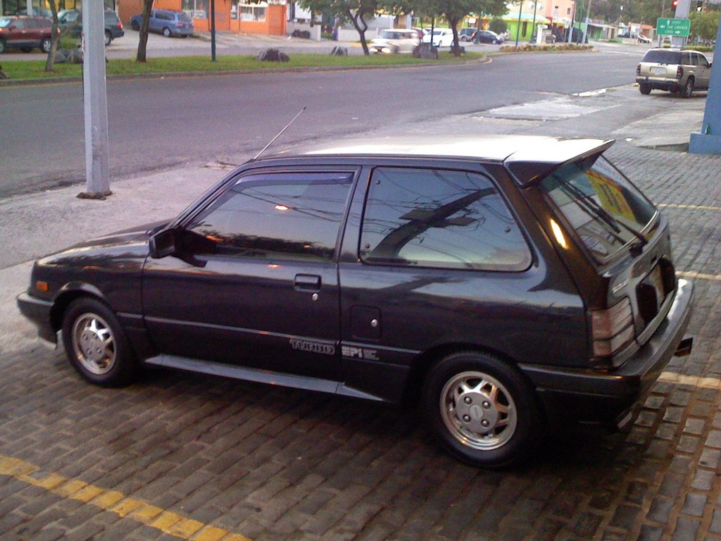 elmalango 1987 Suzuki Swift 12245639