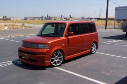 RGnovawagons 2004 Scion xB