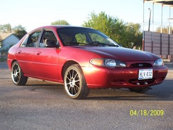AV97Es 1997 Ford Escort