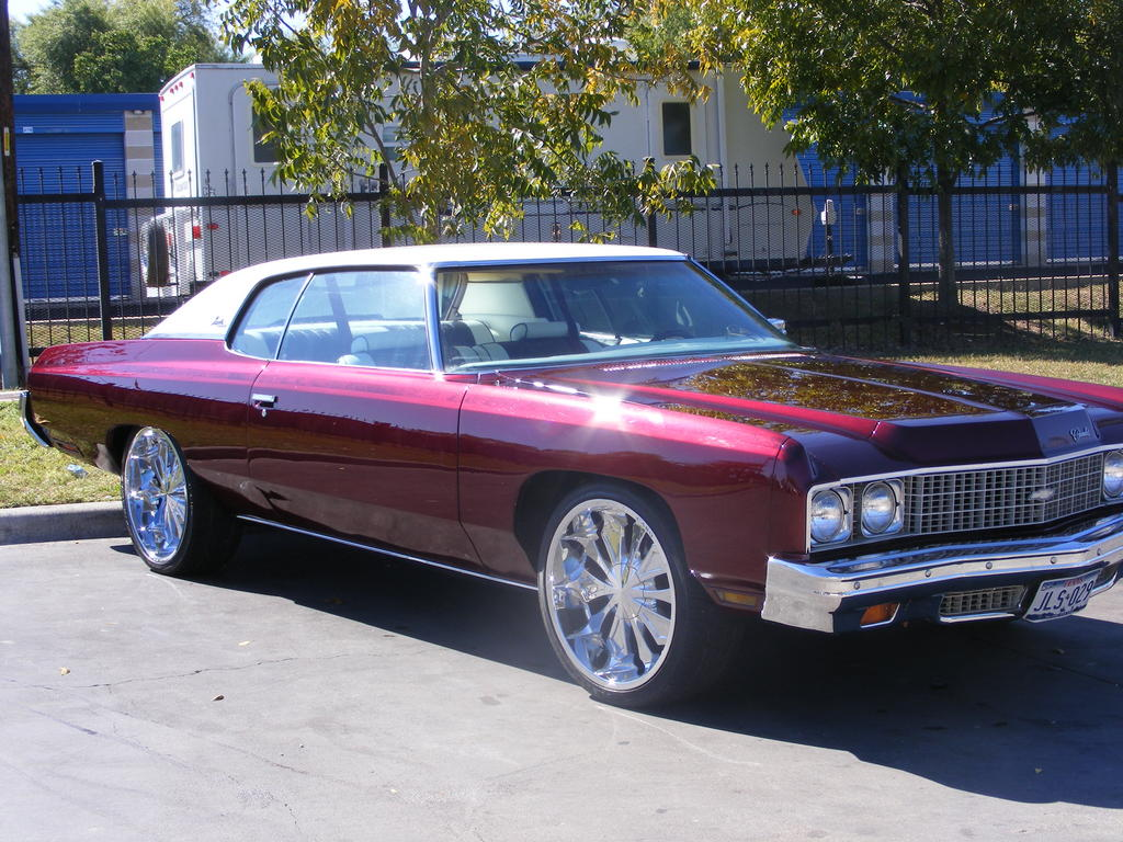 atxchevy 1973 chevrolet impala specs photos modification info at cardomain. Black Bedroom Furniture Sets. Home Design Ideas