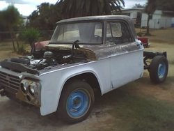 63d100sixer 1963 Dodge D150 Club Cab