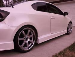 blizzardpearls 2007 Scion tC