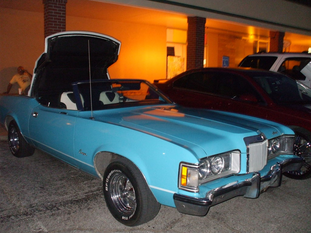 Another 06IMPALA22 1973 Mercury Cougar post... - 12248214