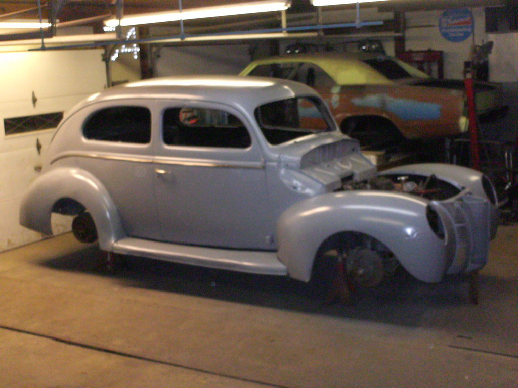 Another shevell70 1940 Ford Deluxe post... - 12249219