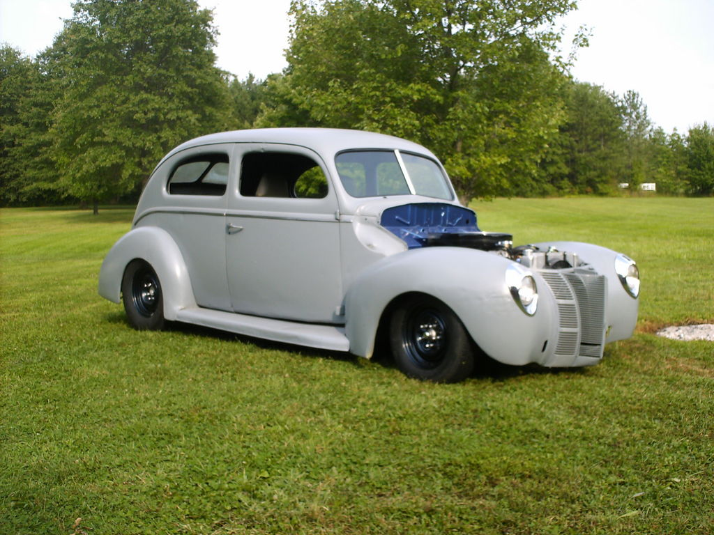 Another shevell70 1940 Ford Deluxe post... - 12249220