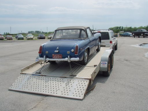 Another xanztrik 1969 Austin-Healey Sprite post... - 12249817