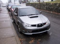 Blackcompanys 2007 Subaru Impreza