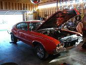 chevan78s 1970 Oldsmobile Cutlass