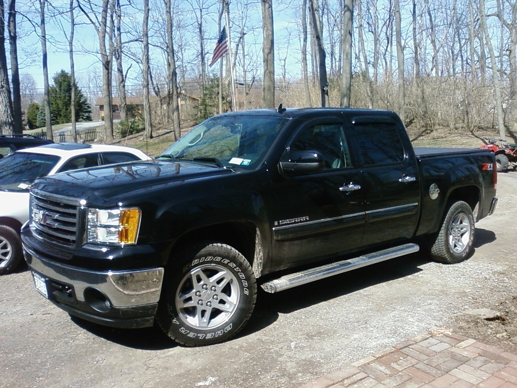 julowsky 2009 gmc sierra 1500 regular cab specs photos modification info at cardomain. Black Bedroom Furniture Sets. Home Design Ideas