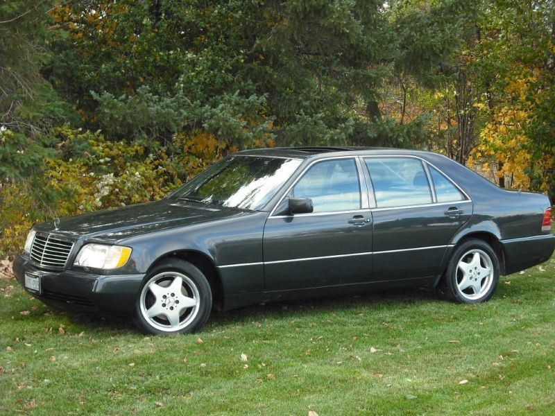 Another K146749 1992 Mercedes-Benz 500SEL post... - 12251416