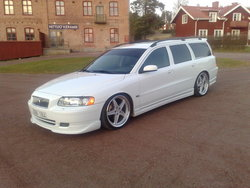 Pmperformances 2005 Volvo V70