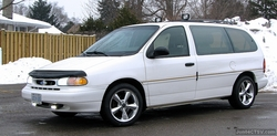 1996 Ford Windstar GL SE