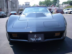 jaygass 1981 Chevrolet Corvette