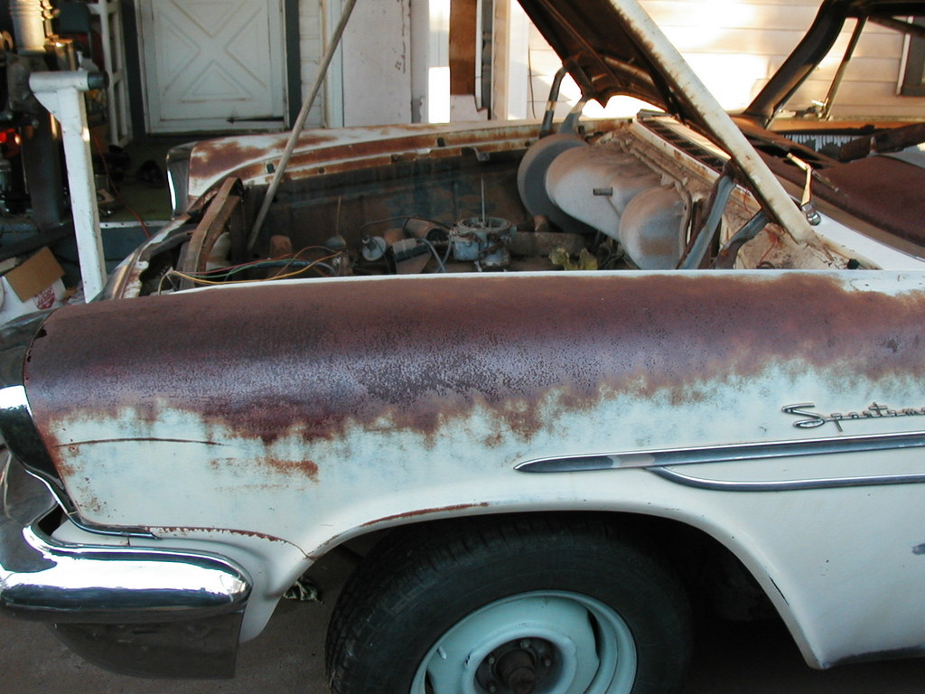 mikeystoy 1958 DeSoto Firesweep 12252995