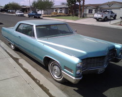 quix687s 1967 Cadillac DeVille