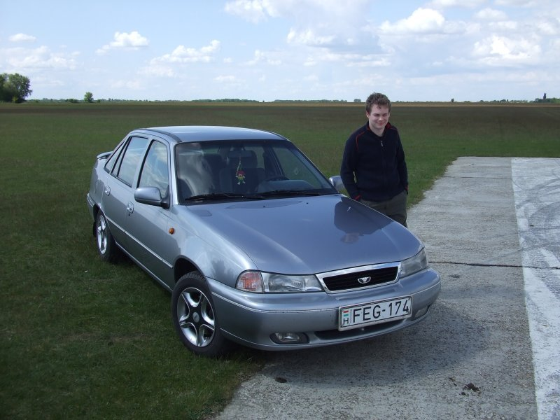 Csabirobert 1995 Daewoo Cielo Specs  Photos  Modification Info At Cardomain