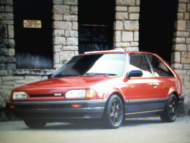 ffwhiteboy 1989 Mazda 323 Specs Photos Modification Info at