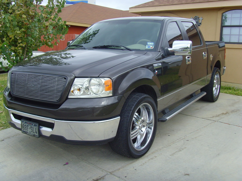 ricrub 2006 Ford F150 Regular Cab
