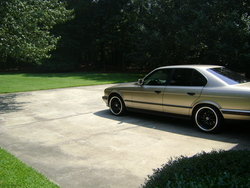 Dawursss 1991 BMW 5 Series