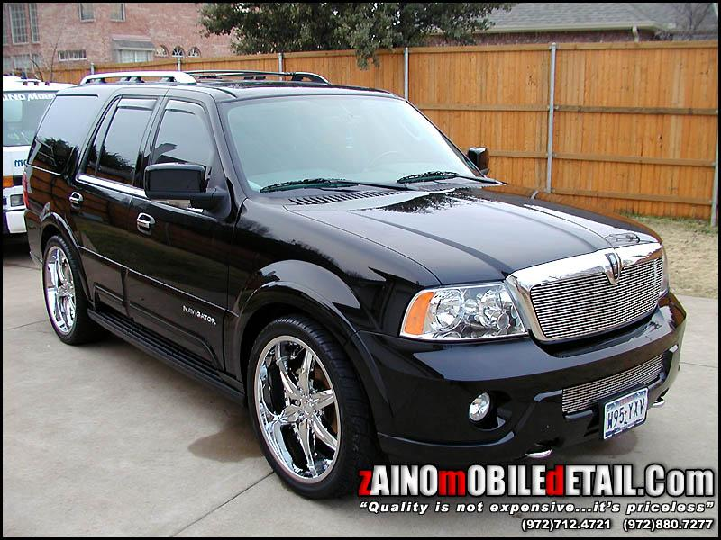 alincoln4life 2004 lincoln navigator 39 s photo gallery at cardomain. Black Bedroom Furniture Sets. Home Design Ideas