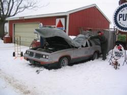 lance_pettingers 1984 Oldsmobile Hurst/Olds