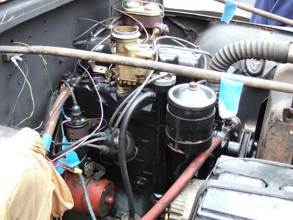 What Oil Filter Will Work For A 1961 Cj5