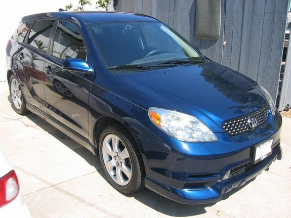 dnm12 39 s 2004 toyota matrix in sacramento ca. Black Bedroom Furniture Sets. Home Design Ideas