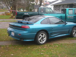turbostealth23s 1991 Dodge Stealth