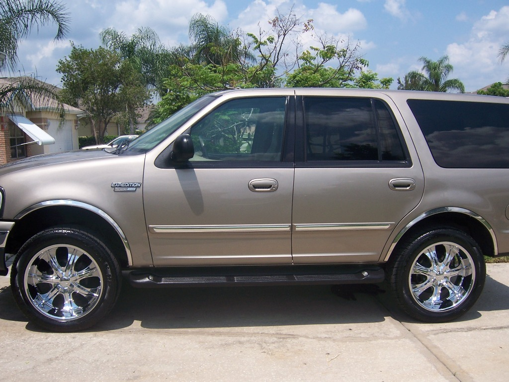 Zarizzle 2001 Ford Expedition Specs Photos Modification